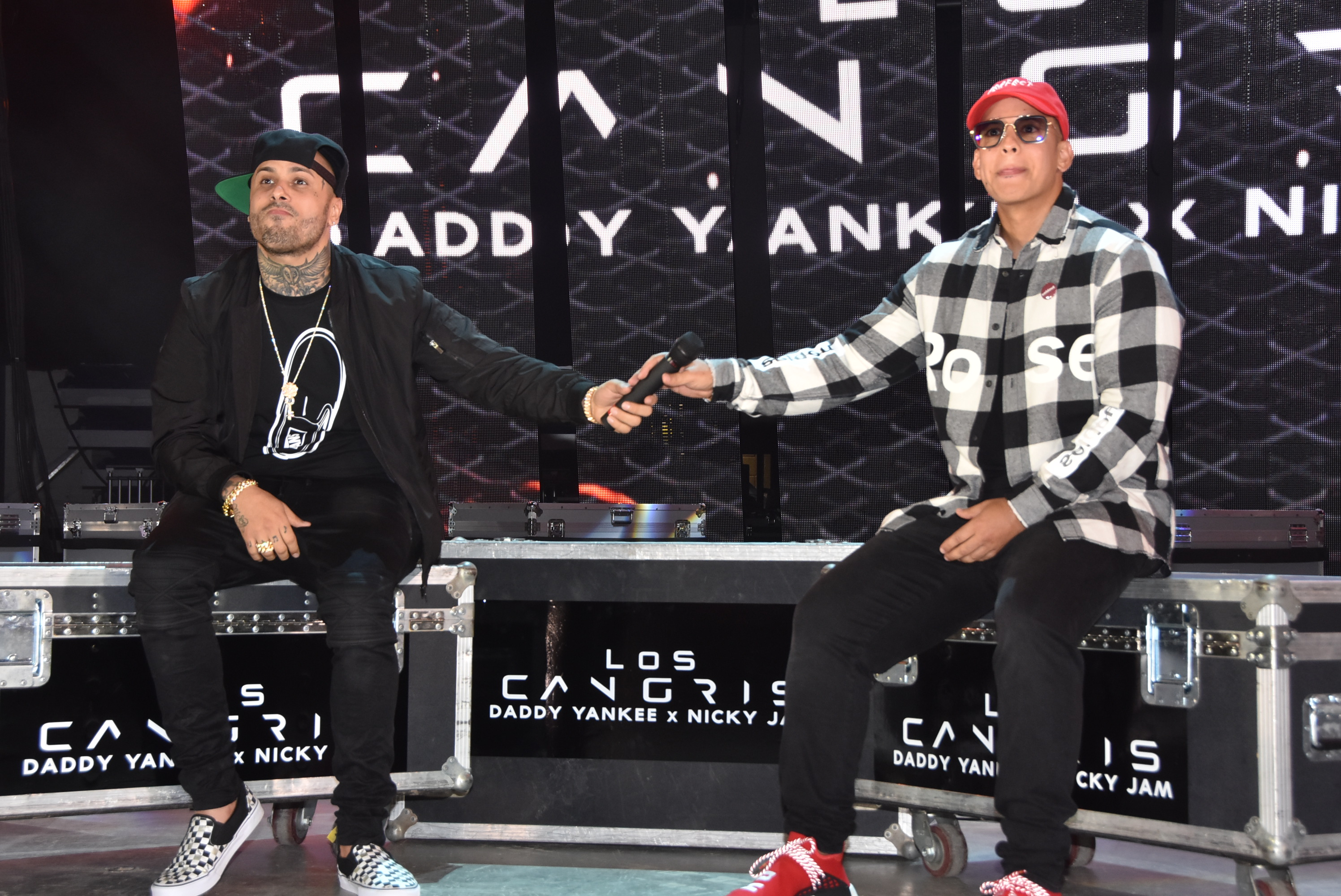 Nicky Jam, Daddy Yankee