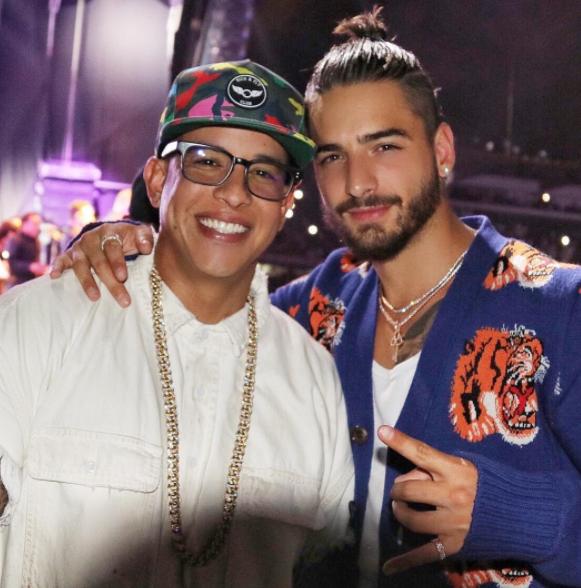 Maluma, Daddy Yankee