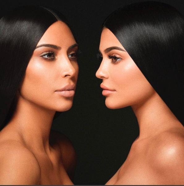 Kylie Jenner/ Kim Kardashian