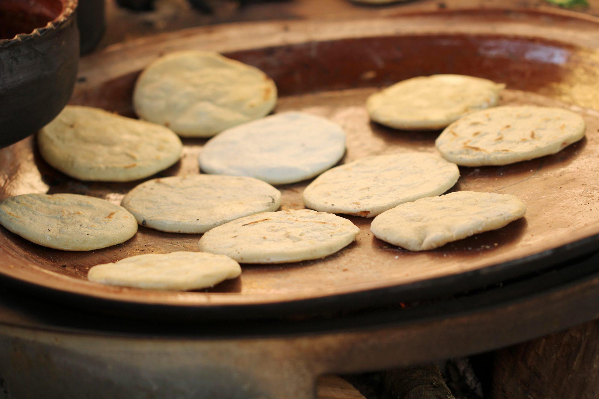 Gorditas dulces de harina