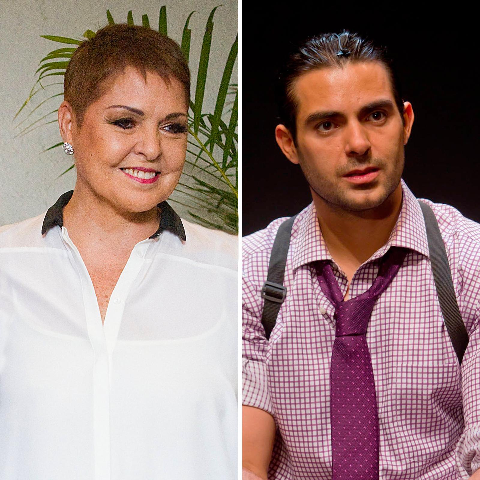Lupita y Ernesto D'Alessio