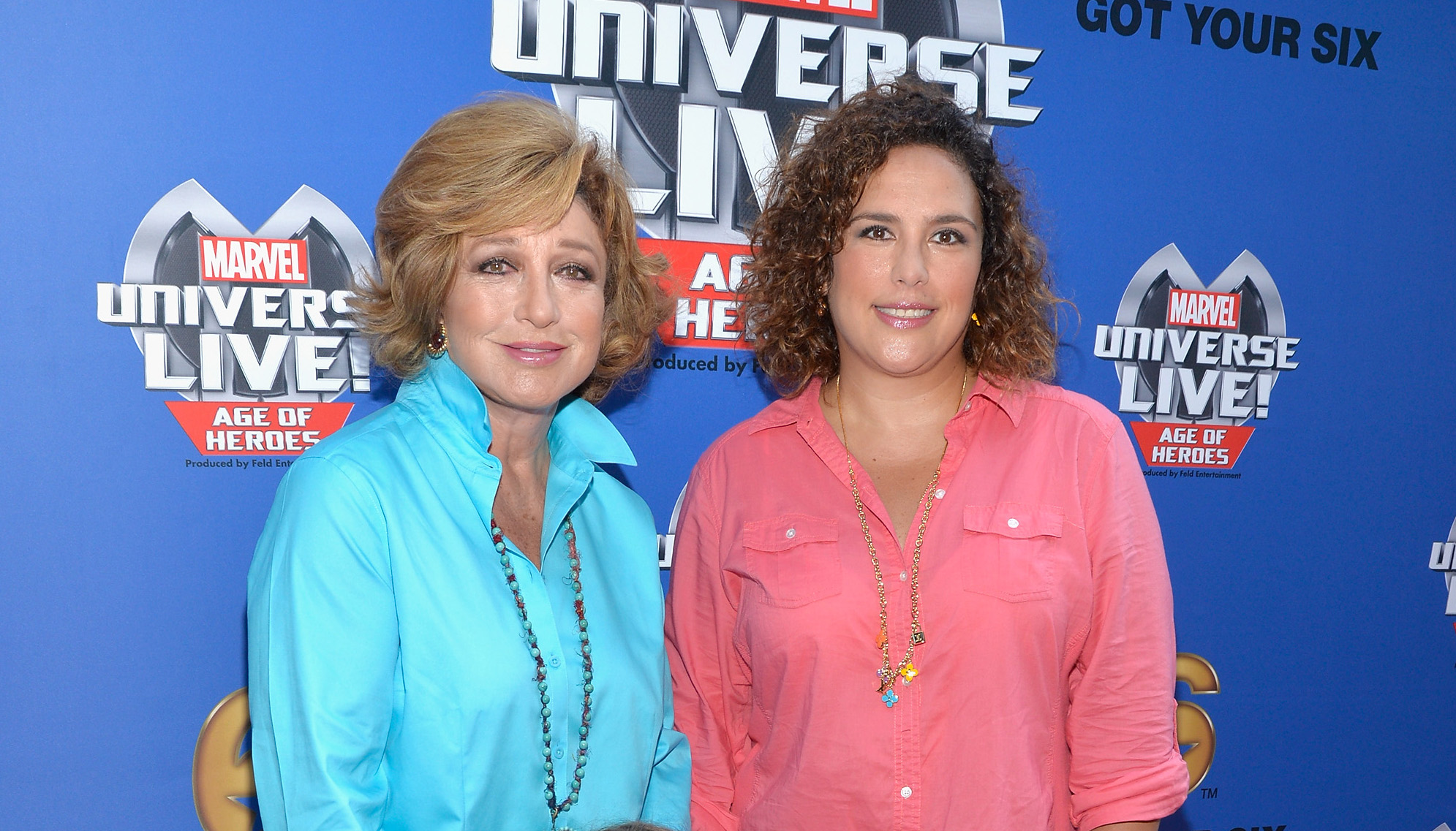 Angelica Maria y Angelica Vale
