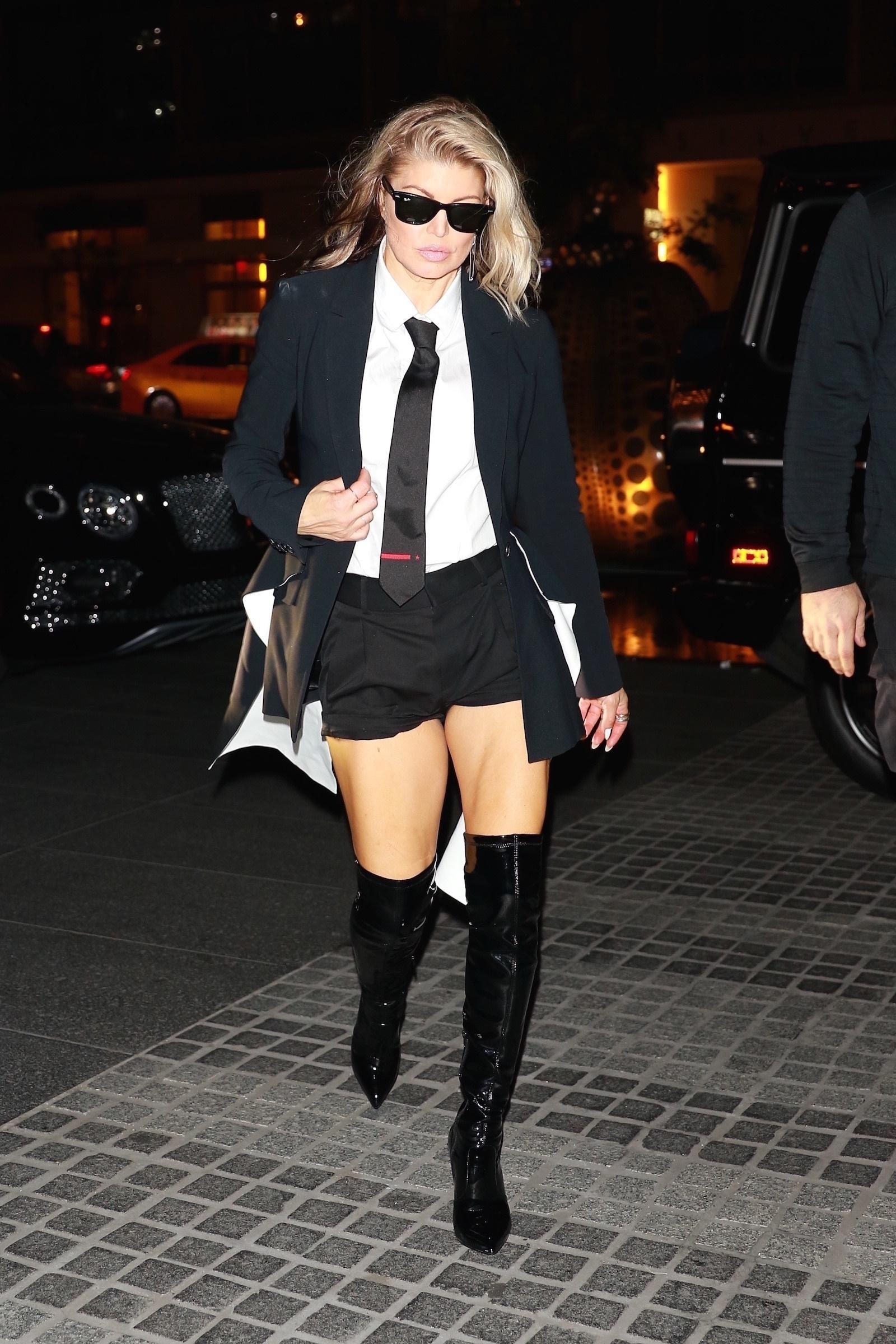 Fergie, looks, estilo, style,