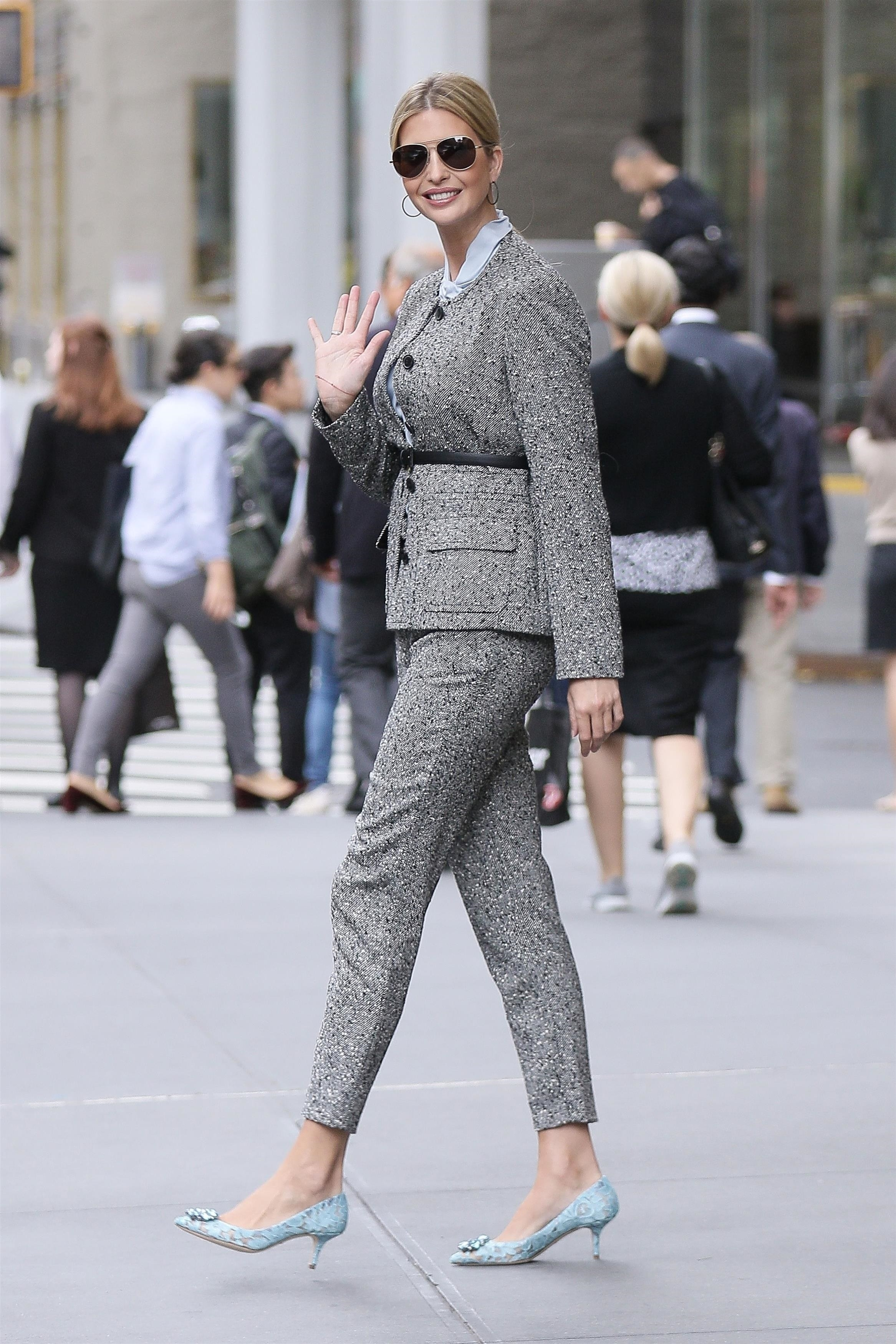 Ivanka Trump, look, estilo, style, new york