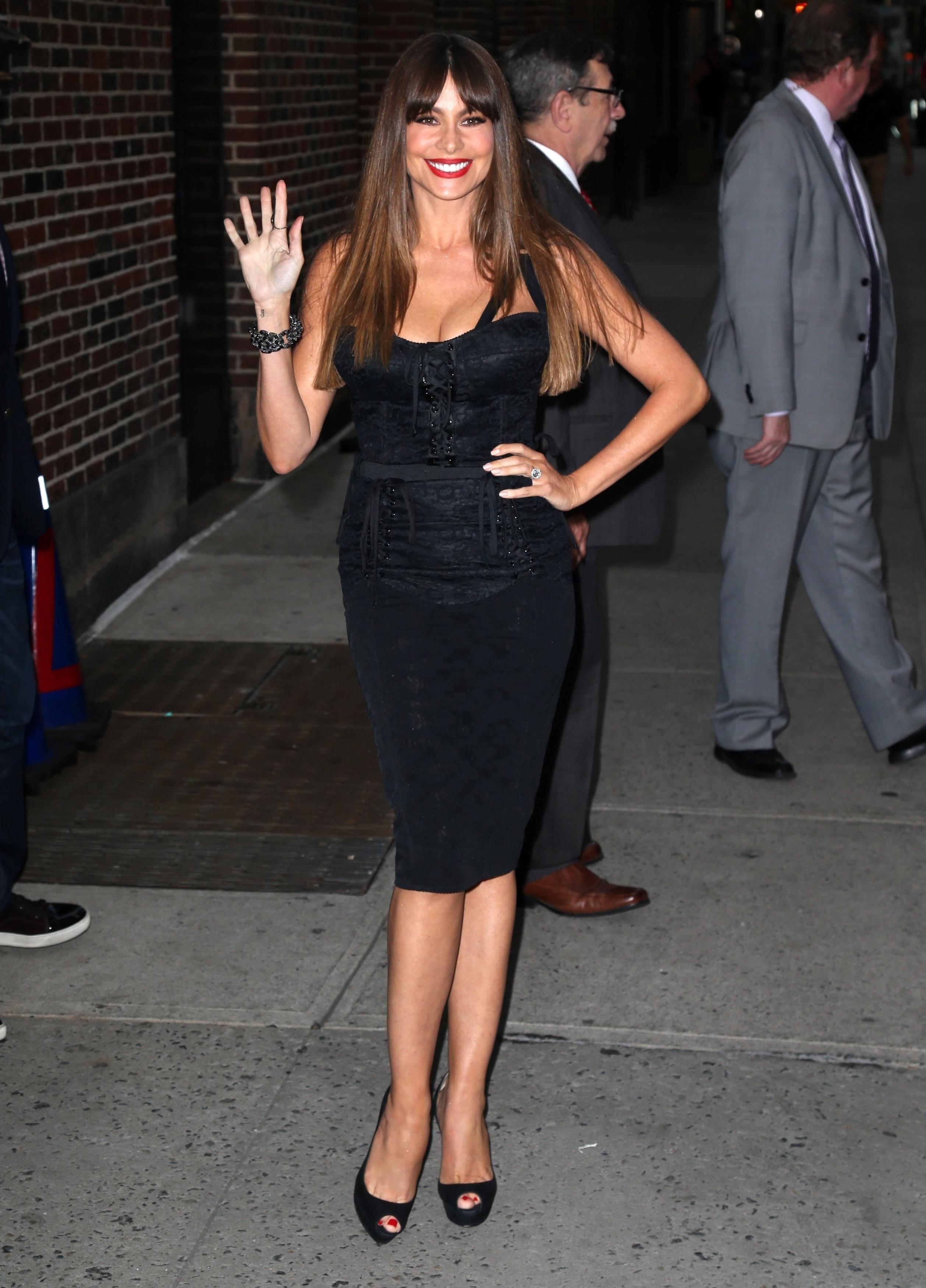 Sofia Vergara, looks, estilo, style, new york
