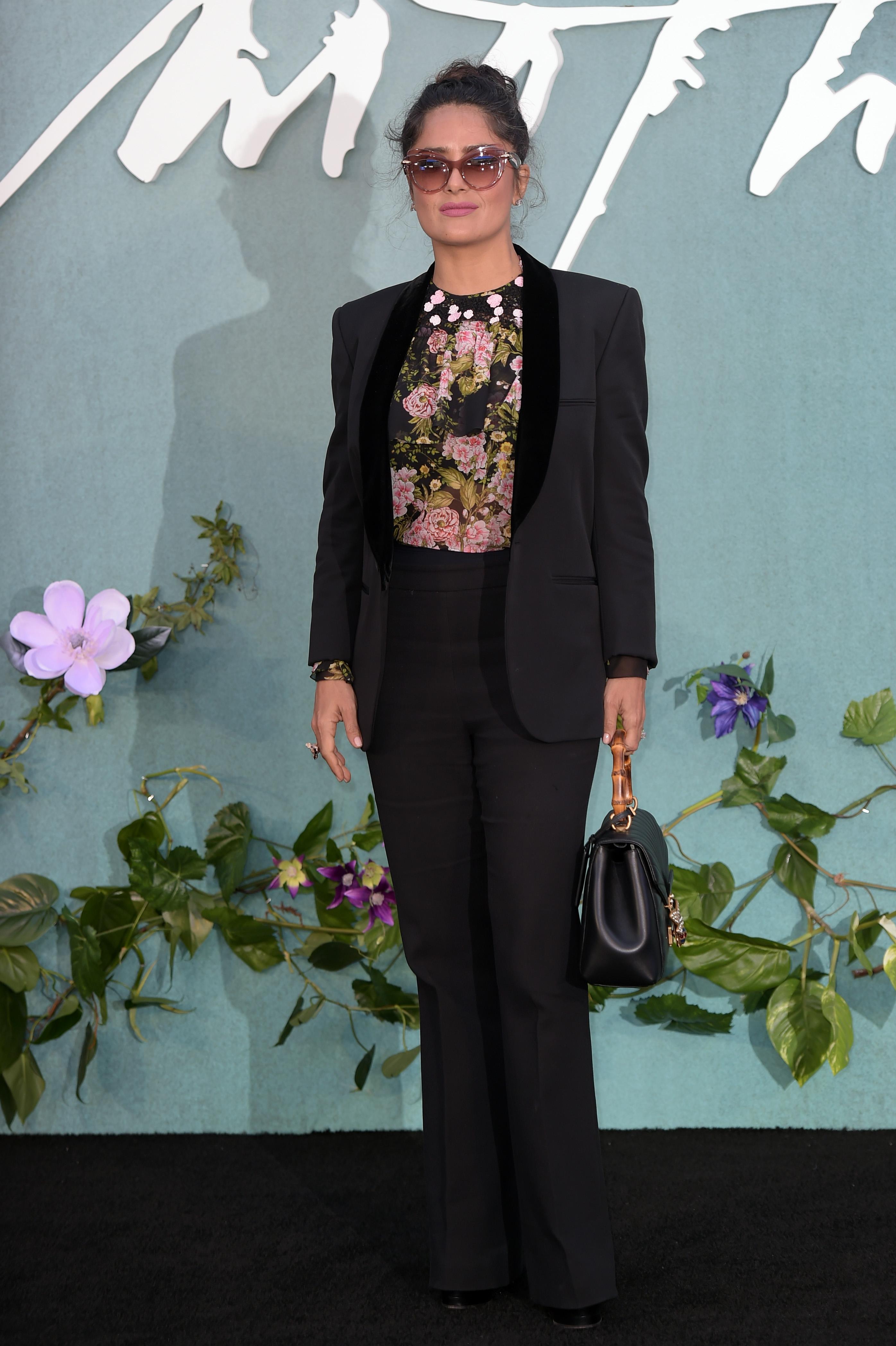 Salma Hayek, looks, estilo, moda, style