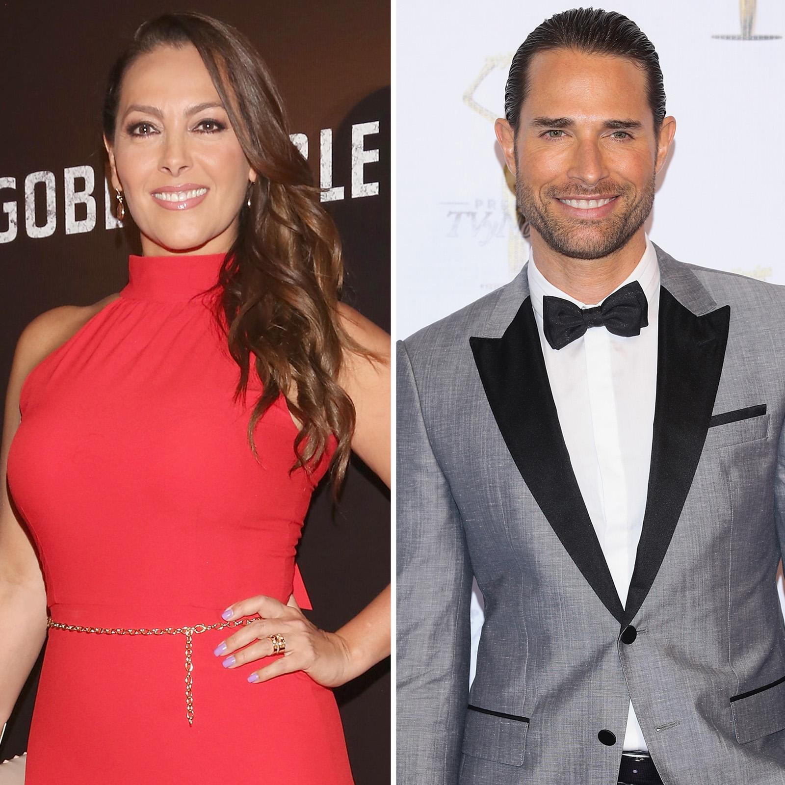 Veronica del Castillo y Sebastian Rulli