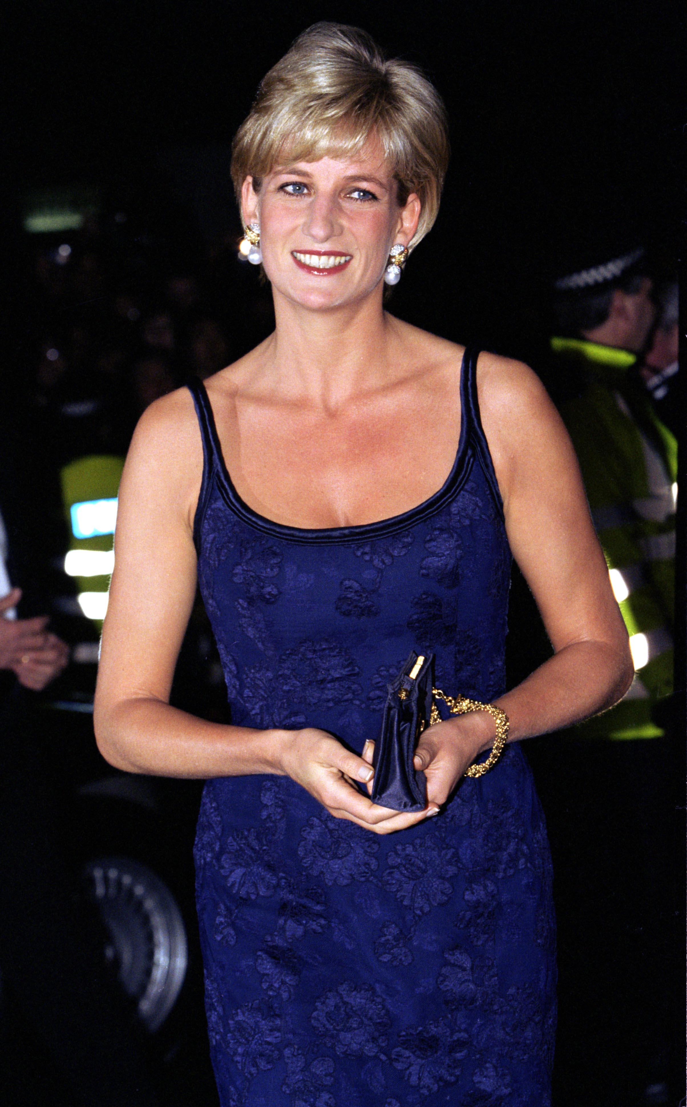 The Princess Of Wales Attends The In Love And War Premiere