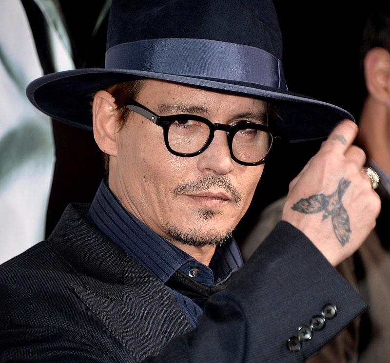 Johnny Depp, 15 cosas