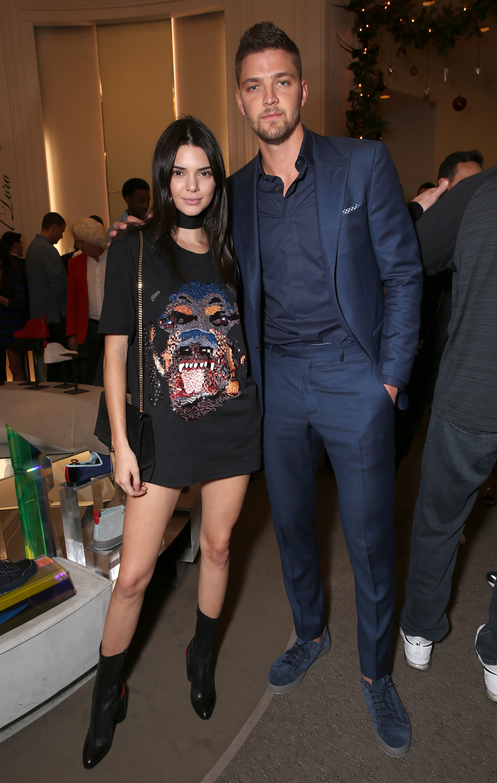Kendall Jenner, Chandler Parsons