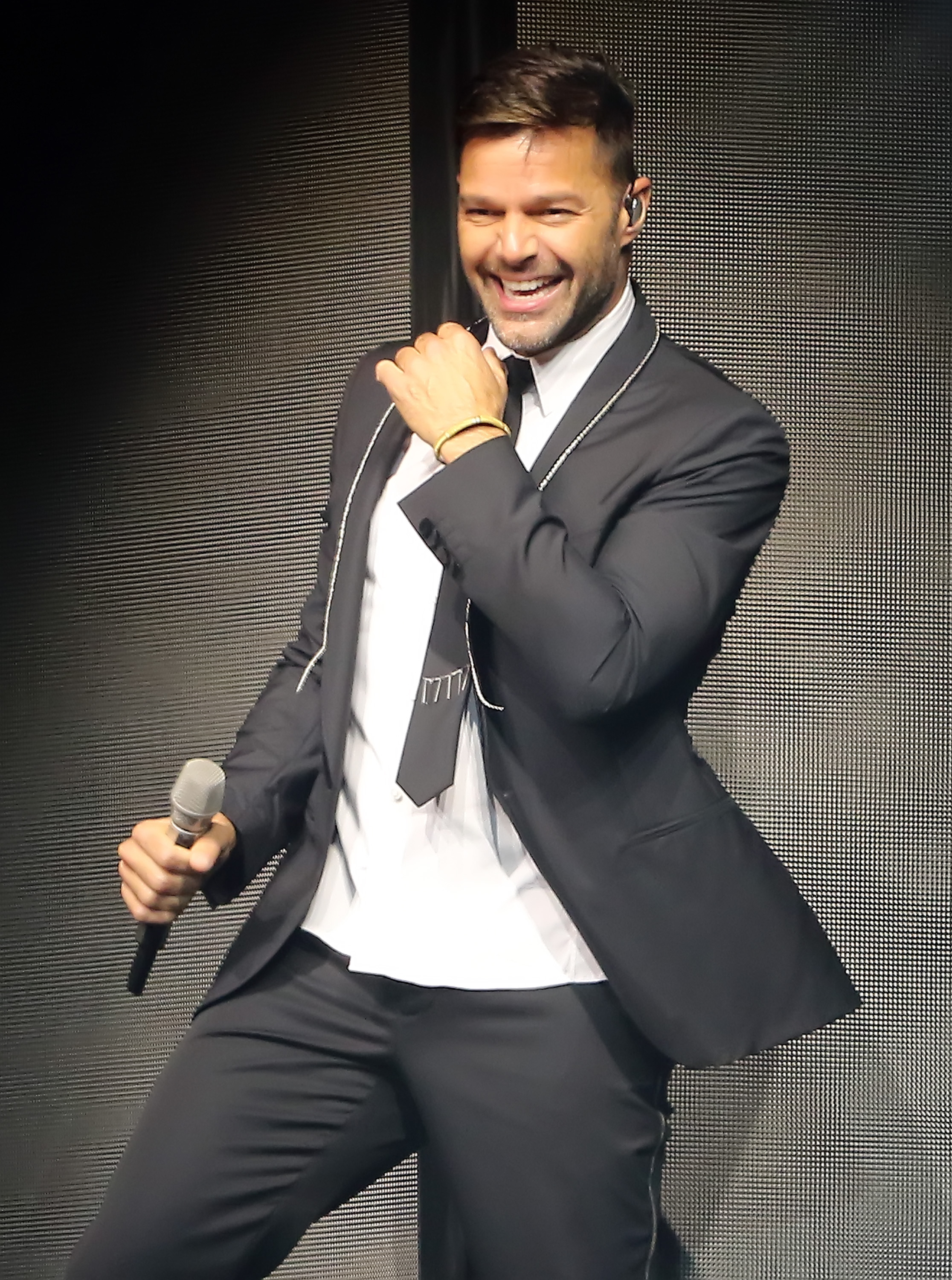 Ricky Martin In Concert At Hard Rock Live!
