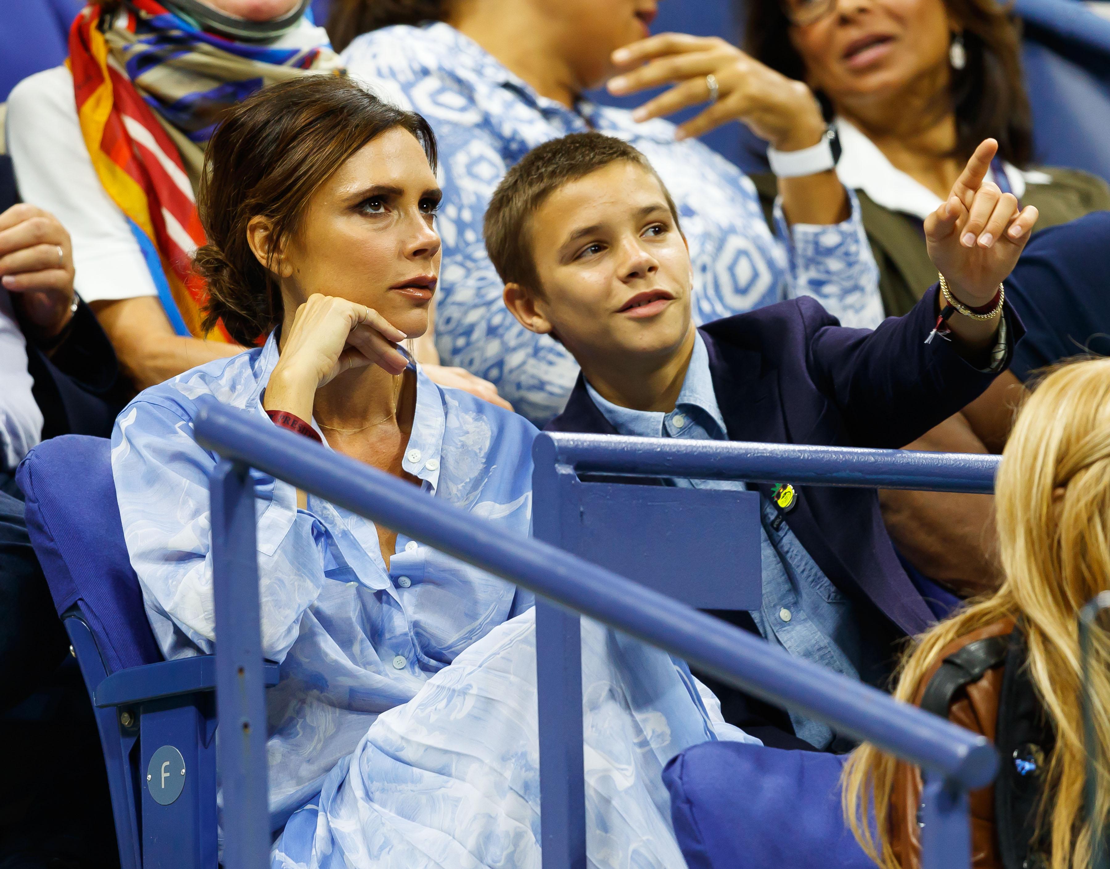 Victoria Beckham, Romeo Beckham