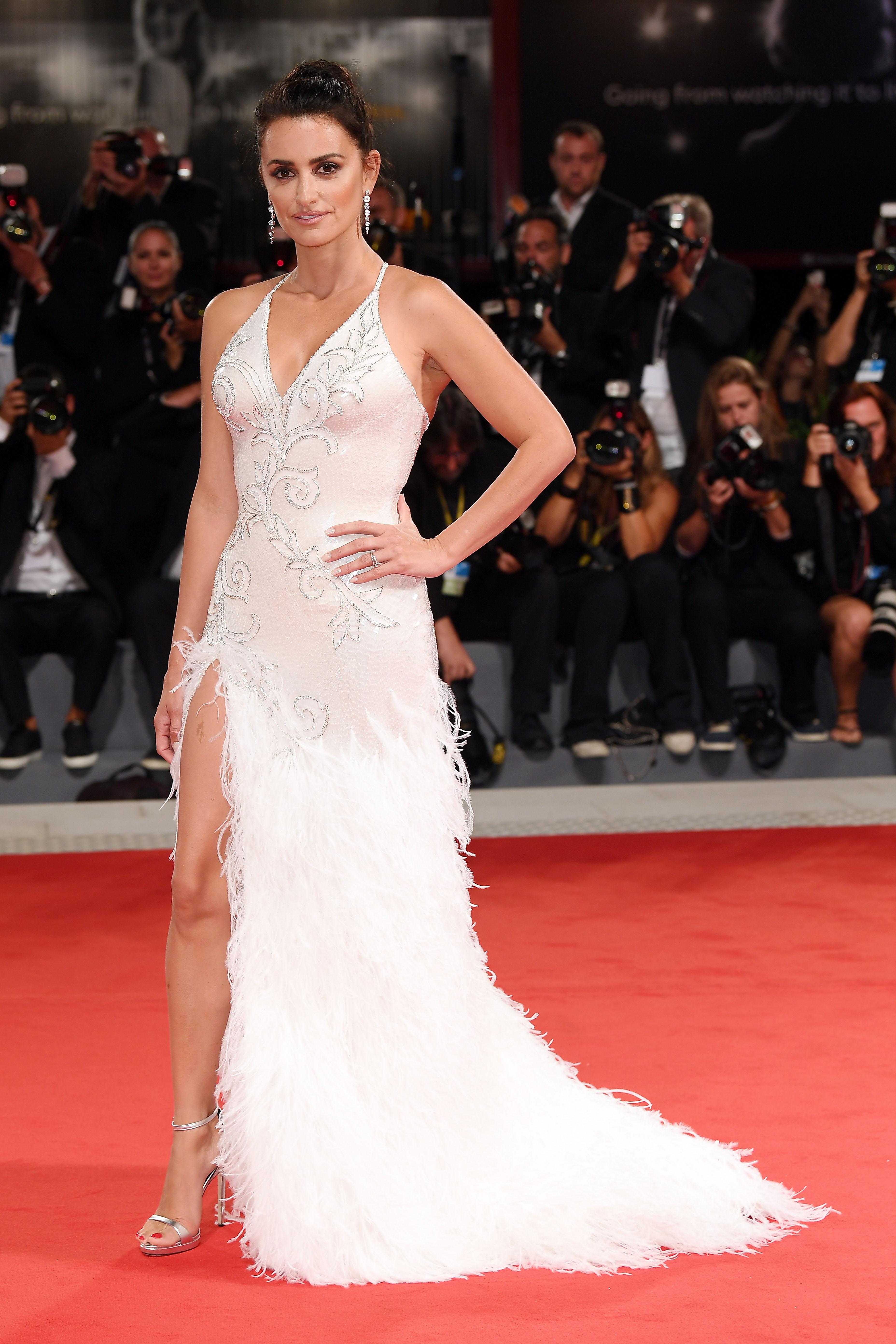 Penelope Cruz, estilo, looks, moda, venecia