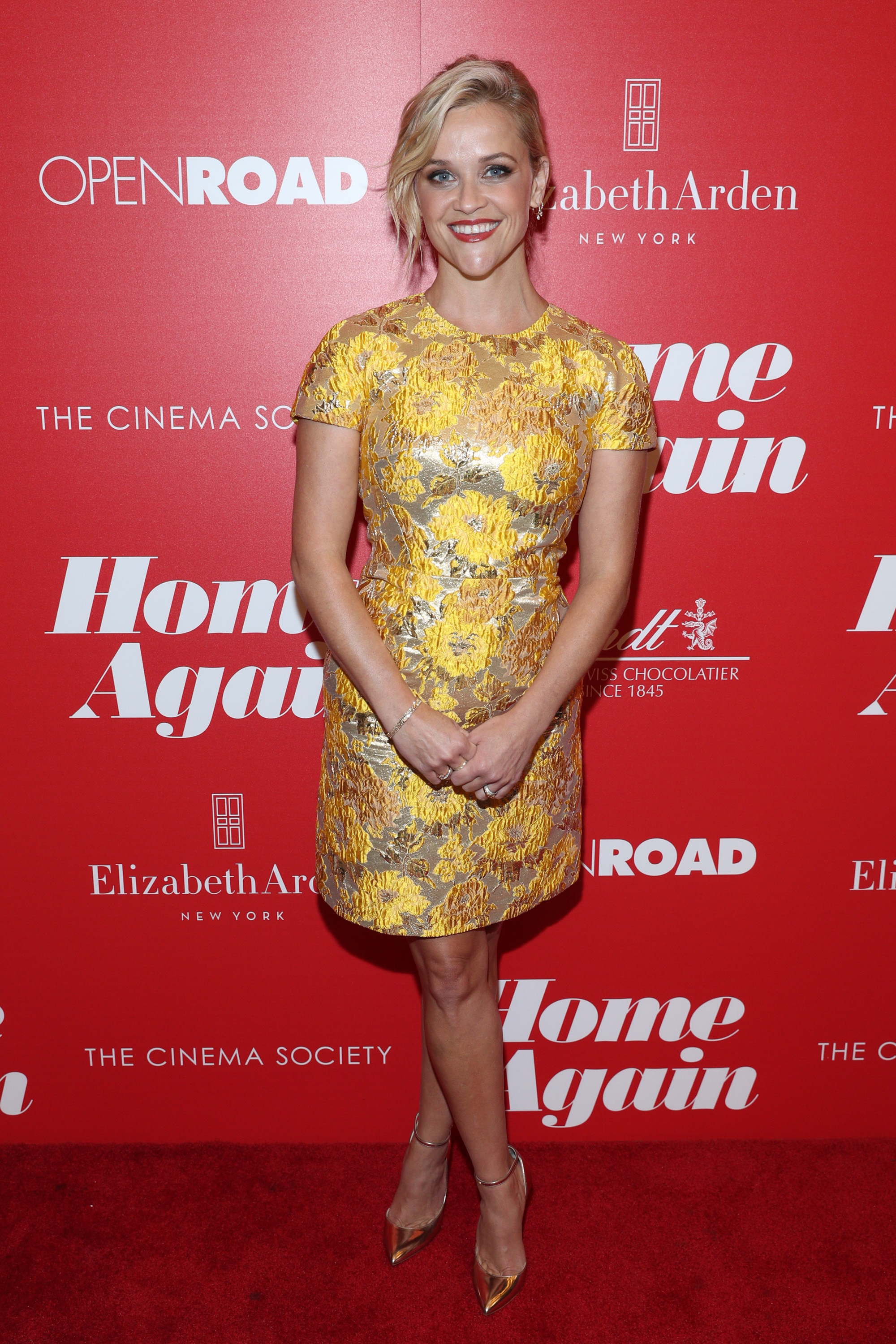 """The Cinema Society Hosts a Screening Of Open Road Films' """"Home Again"""" - Arrivals"""