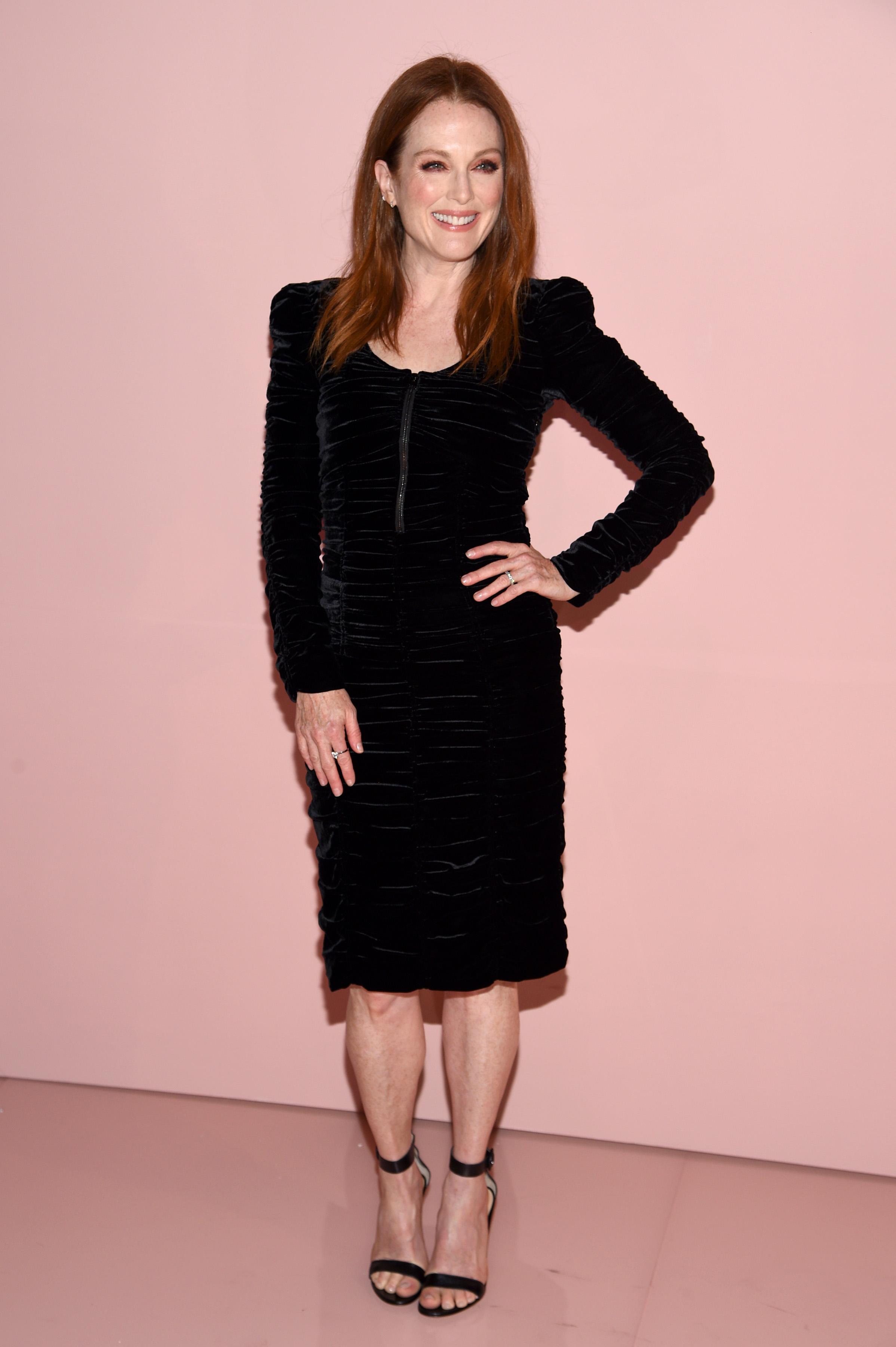 Julianne Moore, looks, estilo, style