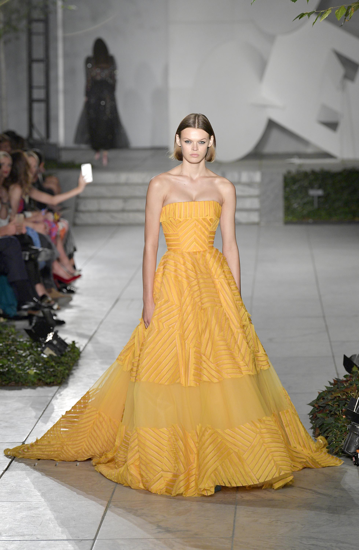 Carolina Herrera, NYFW, semana de la moda, show