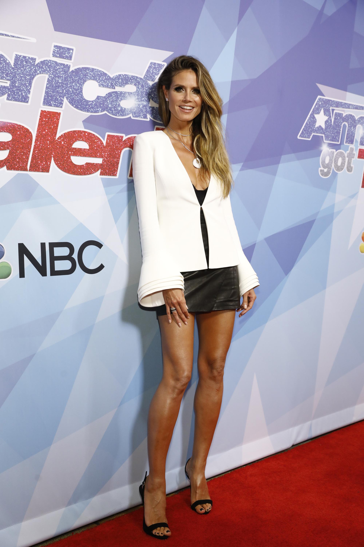 Heidi Klum, looks, estilo, moda, style