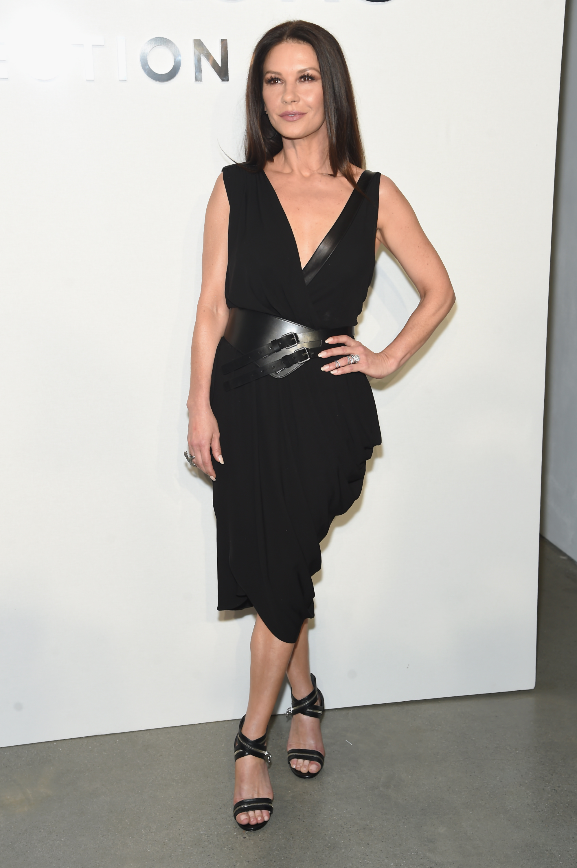 Catherine Zeta Jones, looks, estilo, style, nyfw