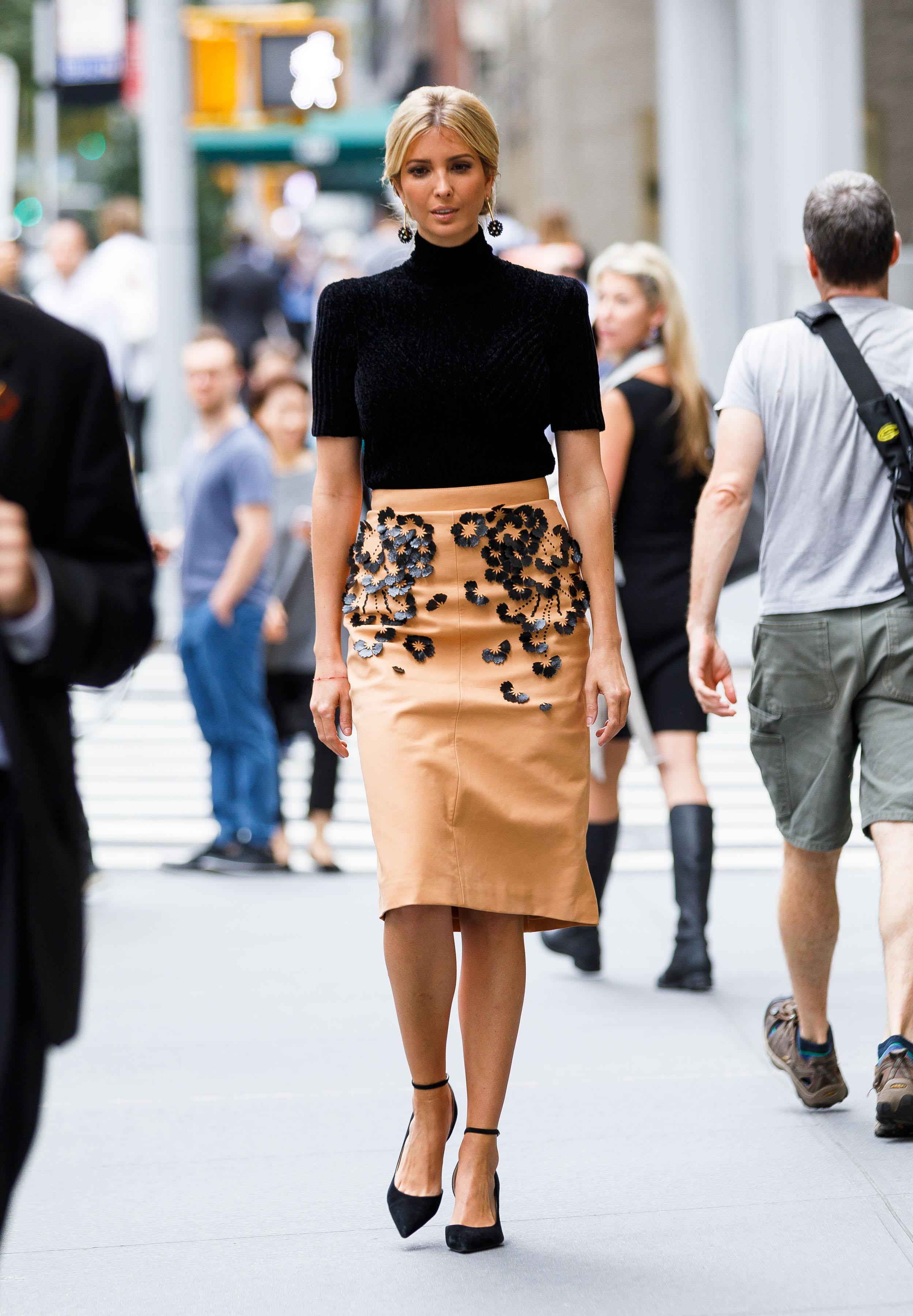 Ivanka Trump, looks, estilo, style, new york