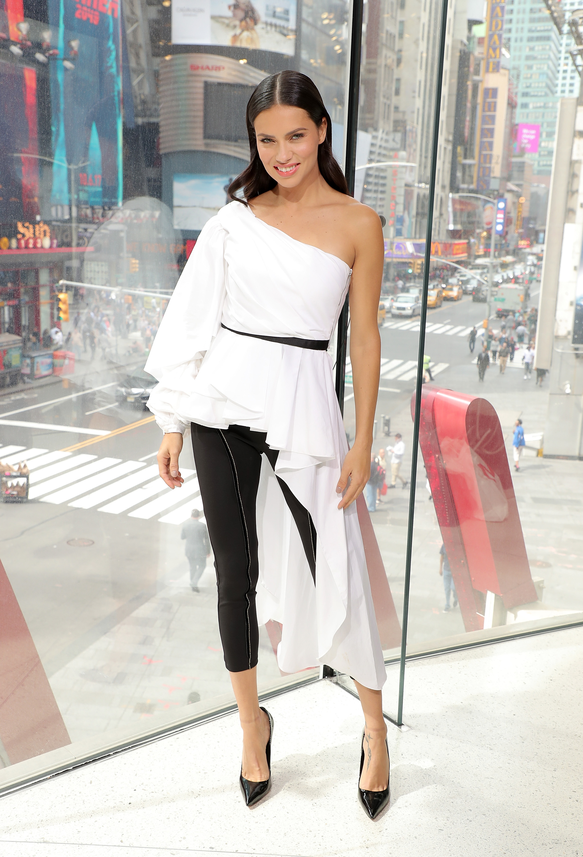 Adriana Lima, look, estilo, style, new york