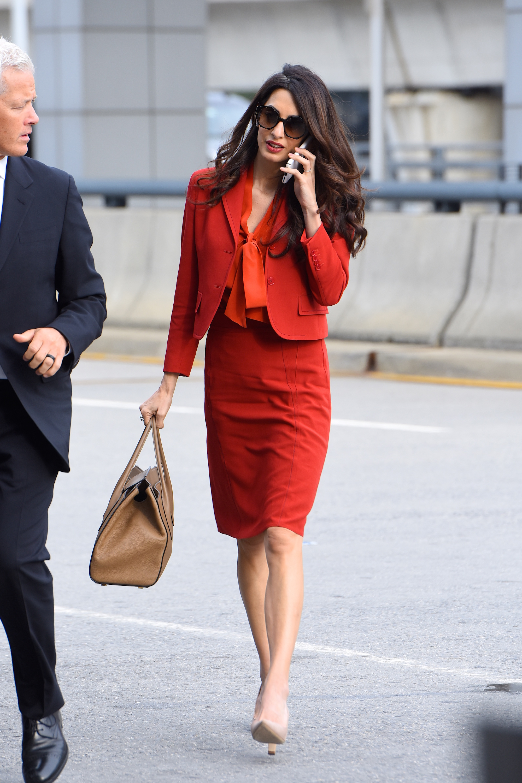 Amal Clooney, looks, estilo, moda, style