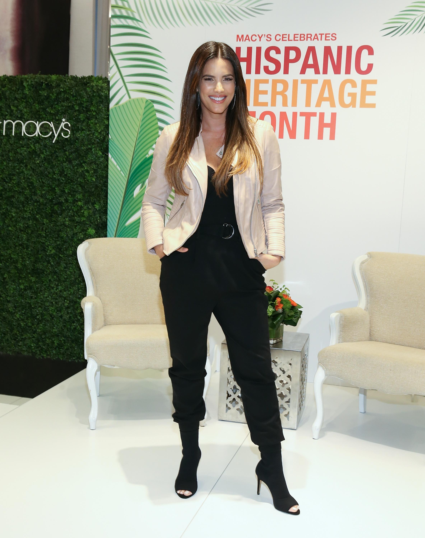 Gaby Espino, looks, estilo, moda, macys, fans, belleza, piel, cabello, tips