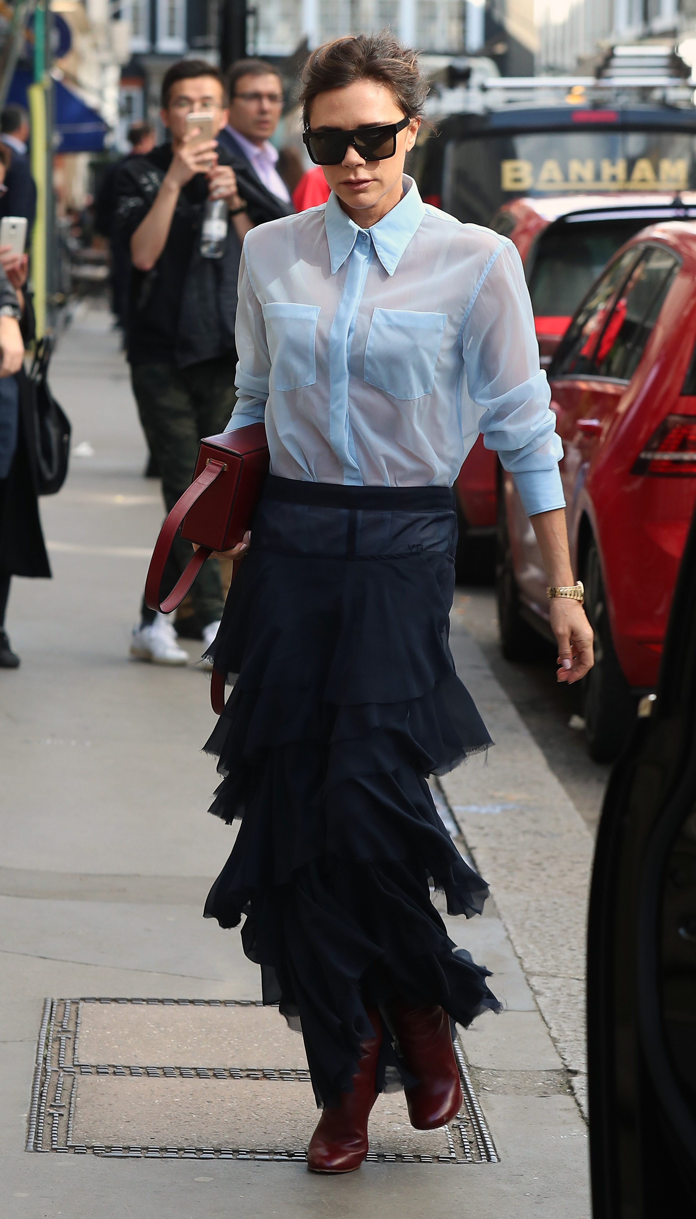 Victoria Beckham, looks, estilo, style