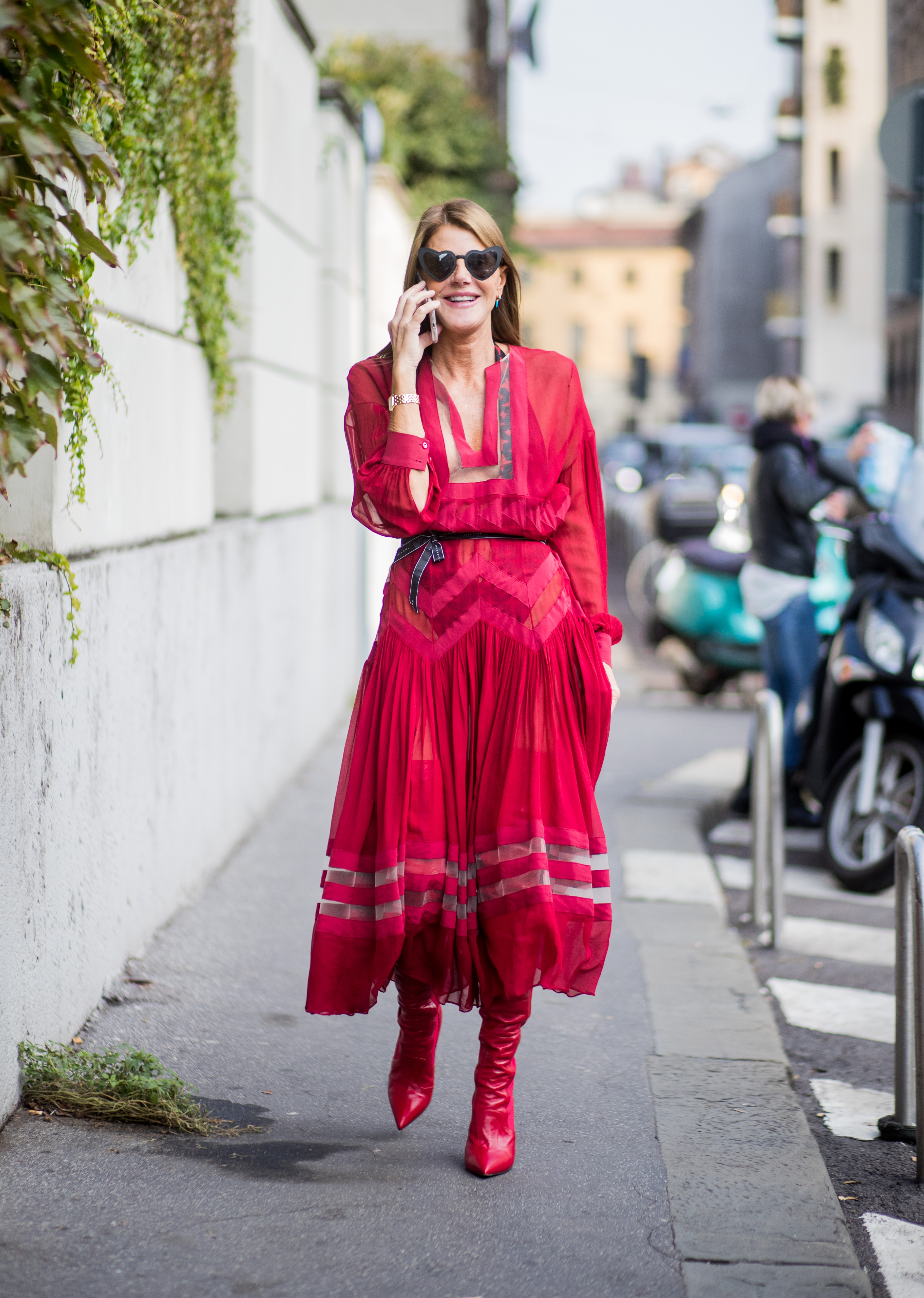 Street Style: September 23 - Milan Fashion Week Spring/Summer 2018