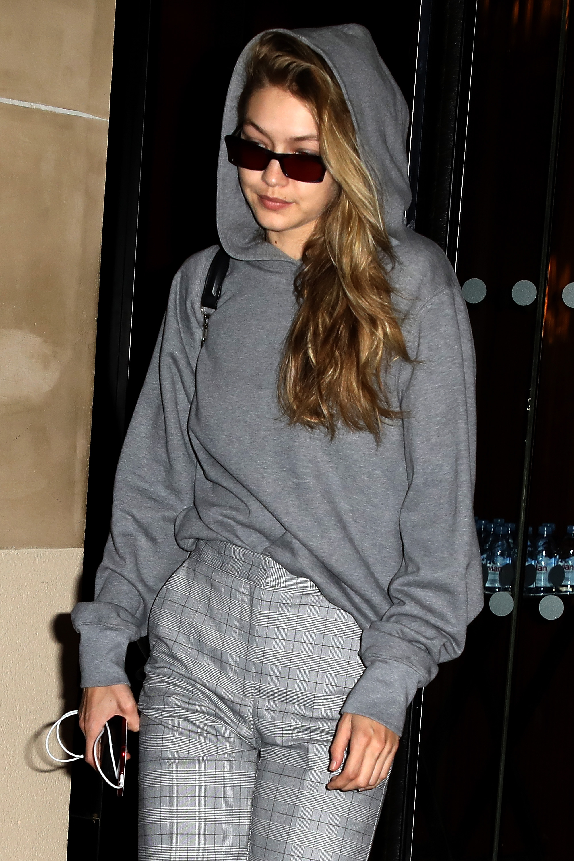 Gigi Hadid, pantalon, hm, estilo, style, paris