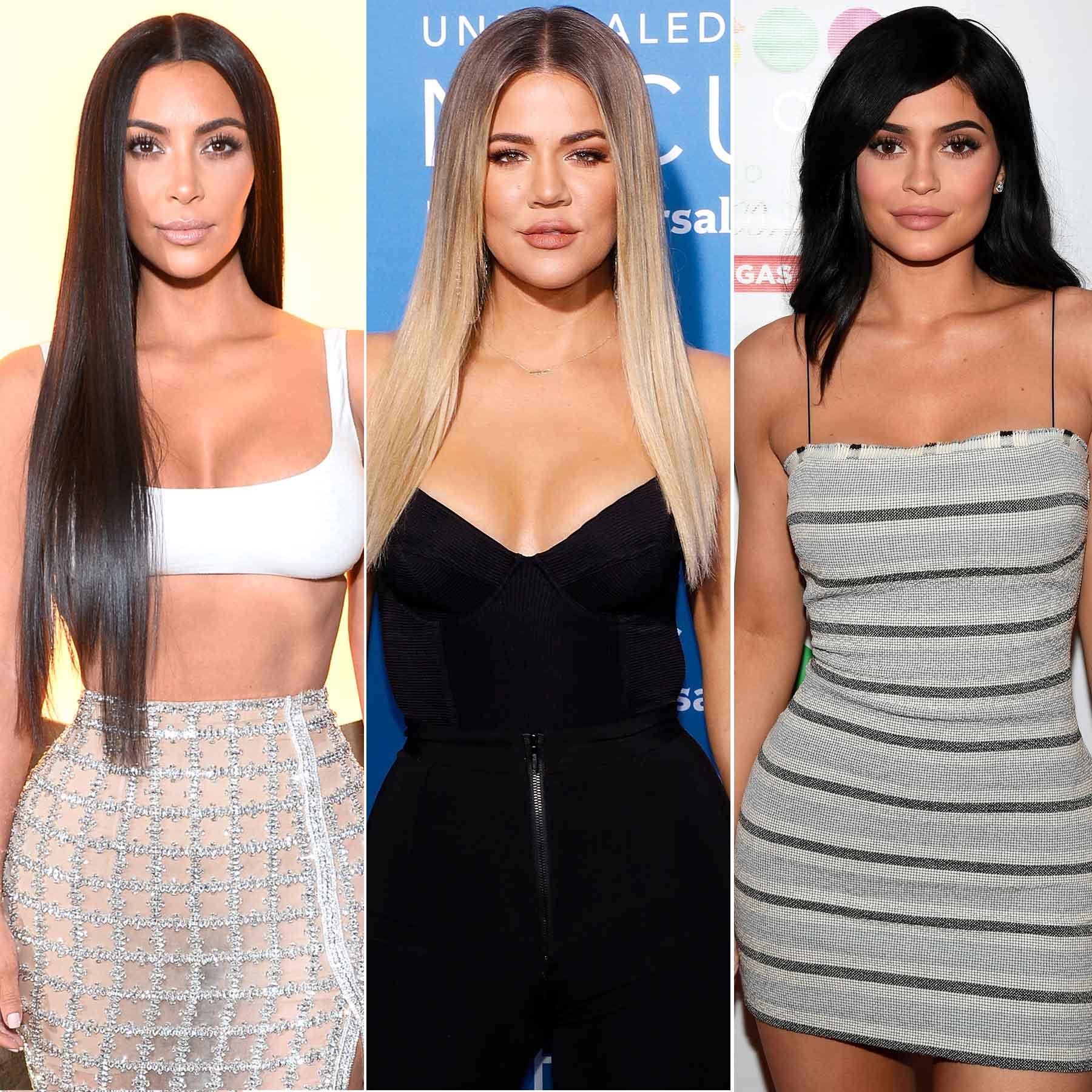 kim-kardashian-khloe-kylie-jenner