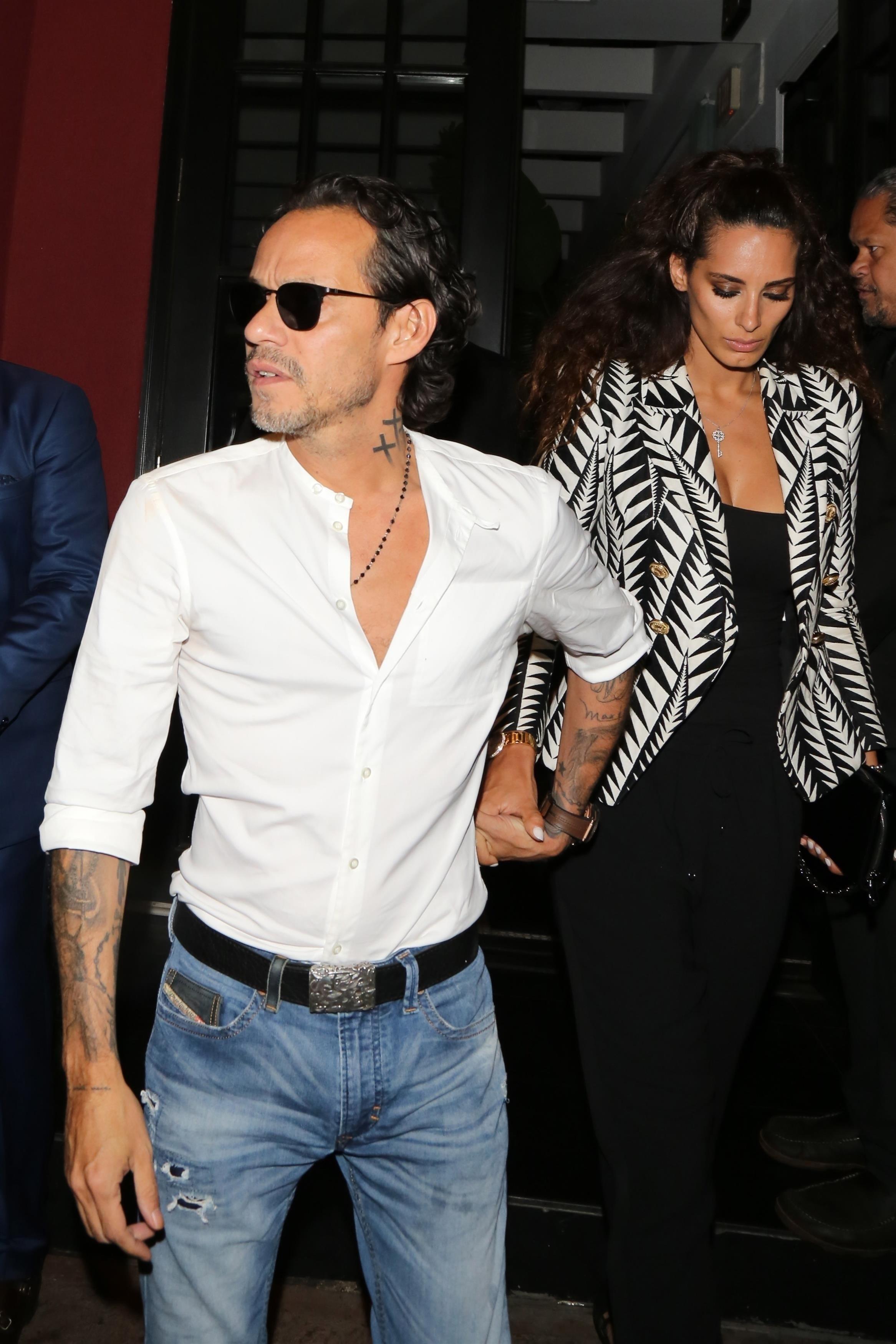 Raffaella Modugno, Marc Anthony