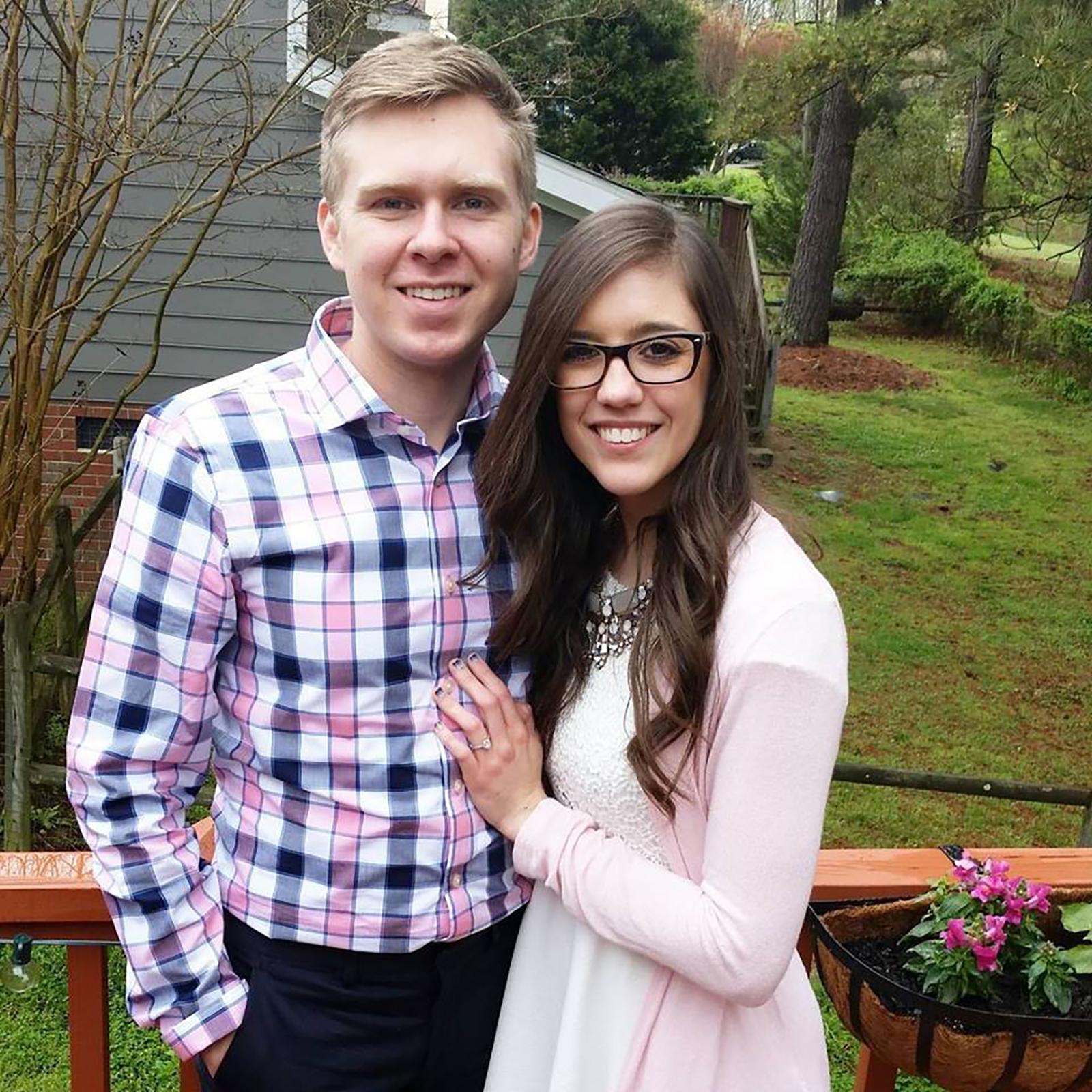 Matthew y Lauren Phelps