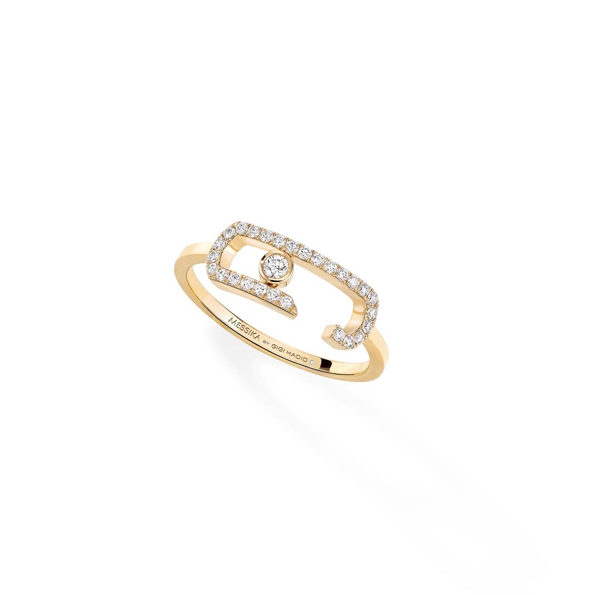 joyeria, gigi hadid, oro, diamantes, coleccion, imagen