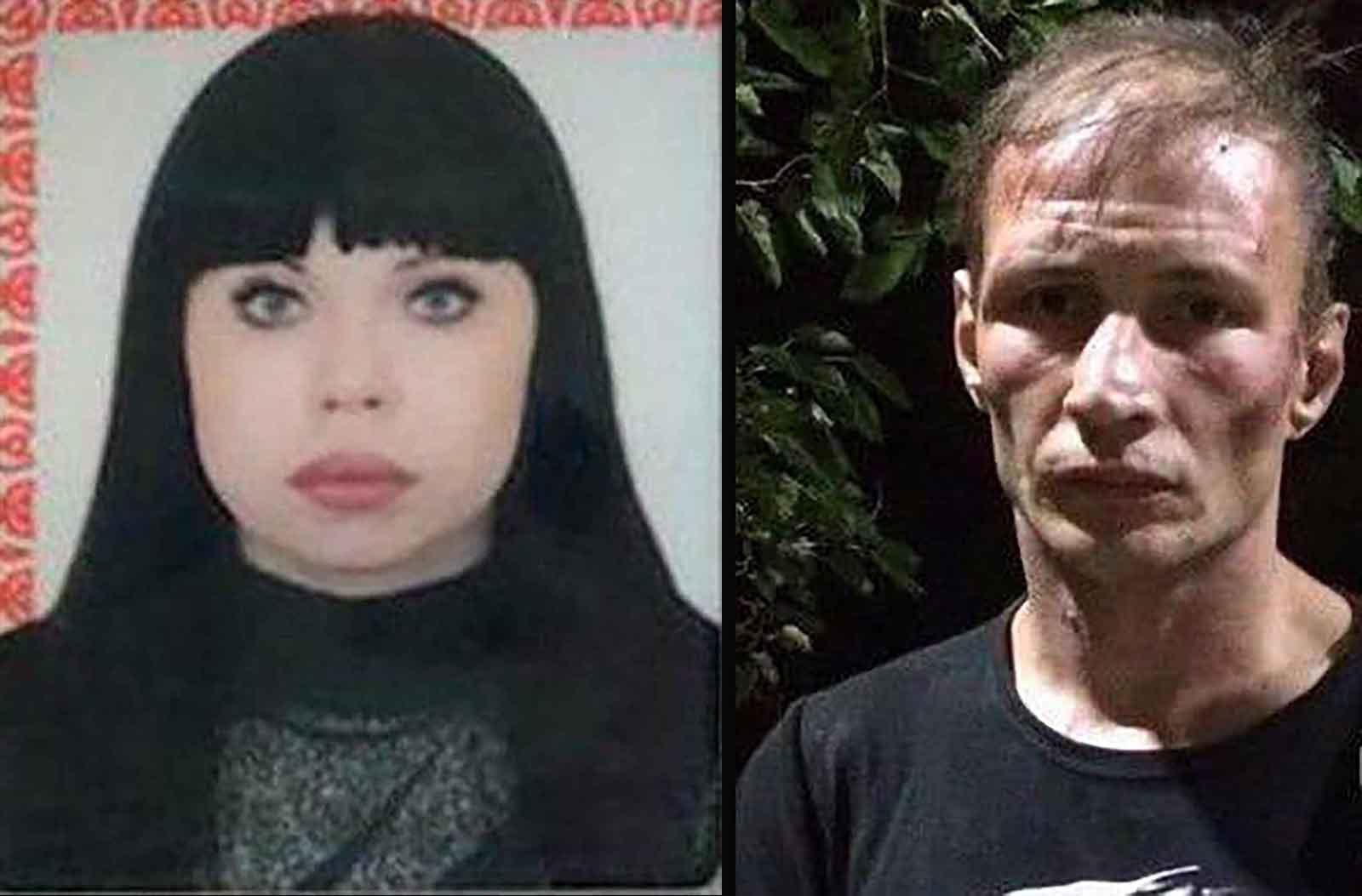 Natalia Baksheeva y Dmitry Baksheev