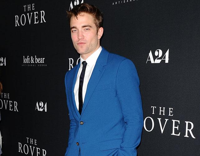 Robert Pattinson para articulo