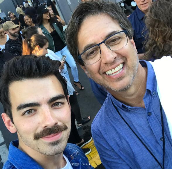 Joe Jonas, Jerry Seinfeld