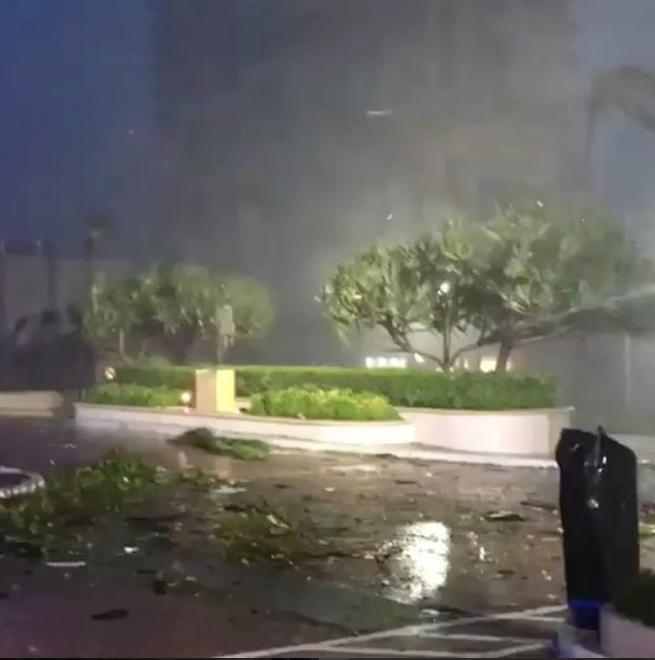 Huracán Mariá en Puerto Rico