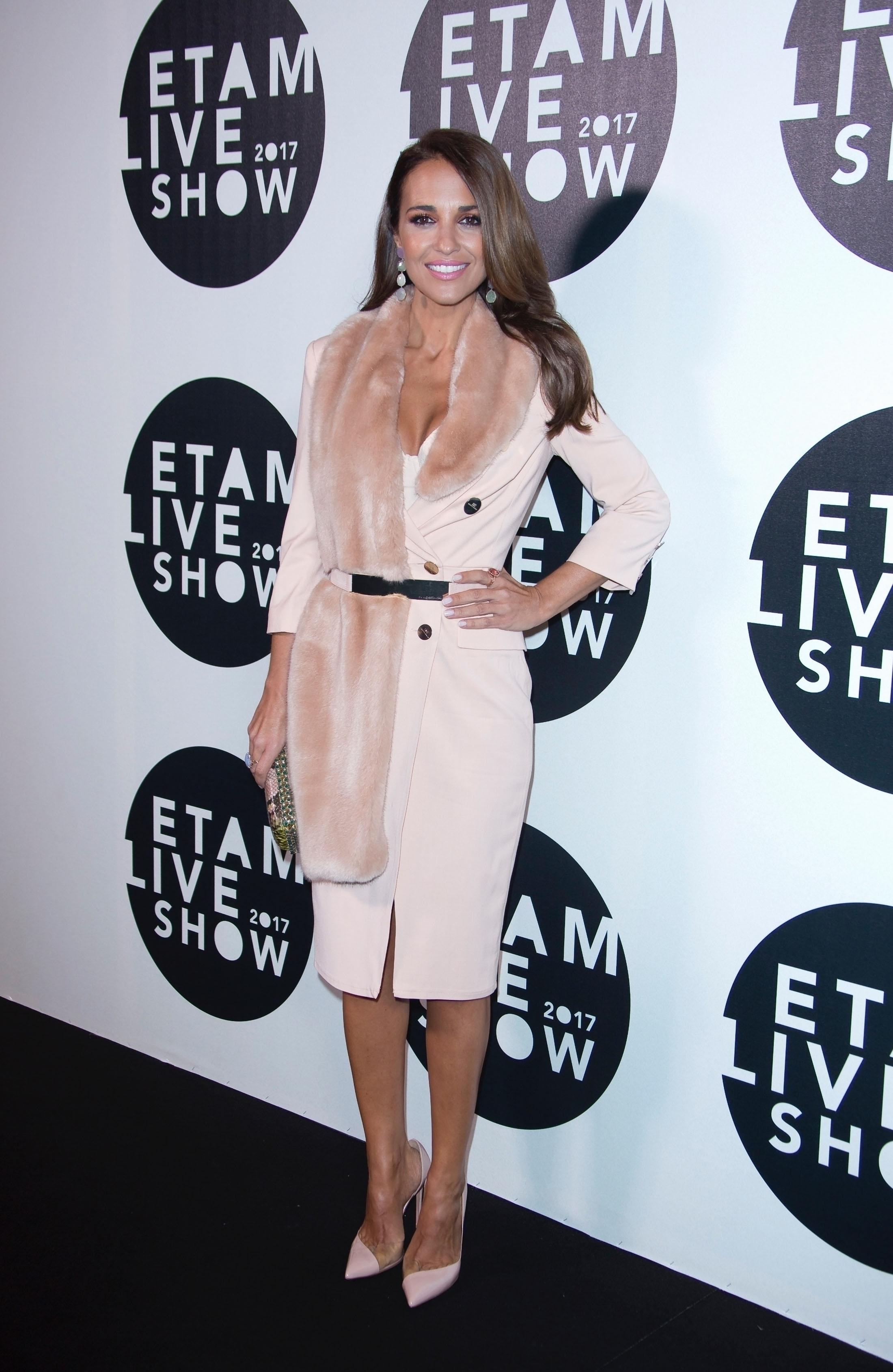 Paula Echevarria, looks, estilo, paris