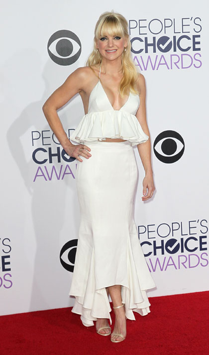 People's Choice Awards 2015, Anna Faris