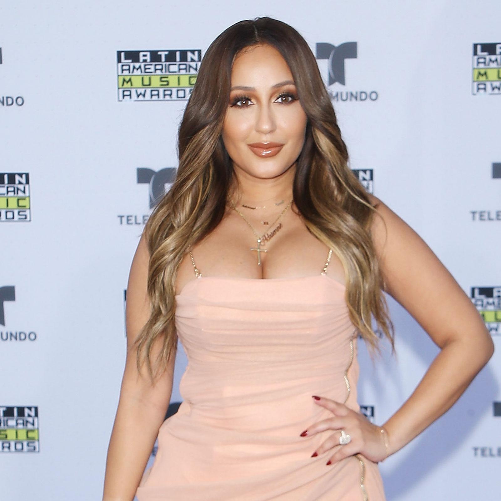 Adrienne Bailon, look, maquillaje, latin american music awards,