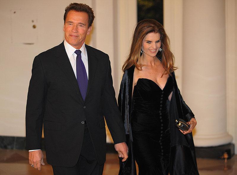 Arnold Schwarzenegger y María Shriver, Relaciones peligrosas