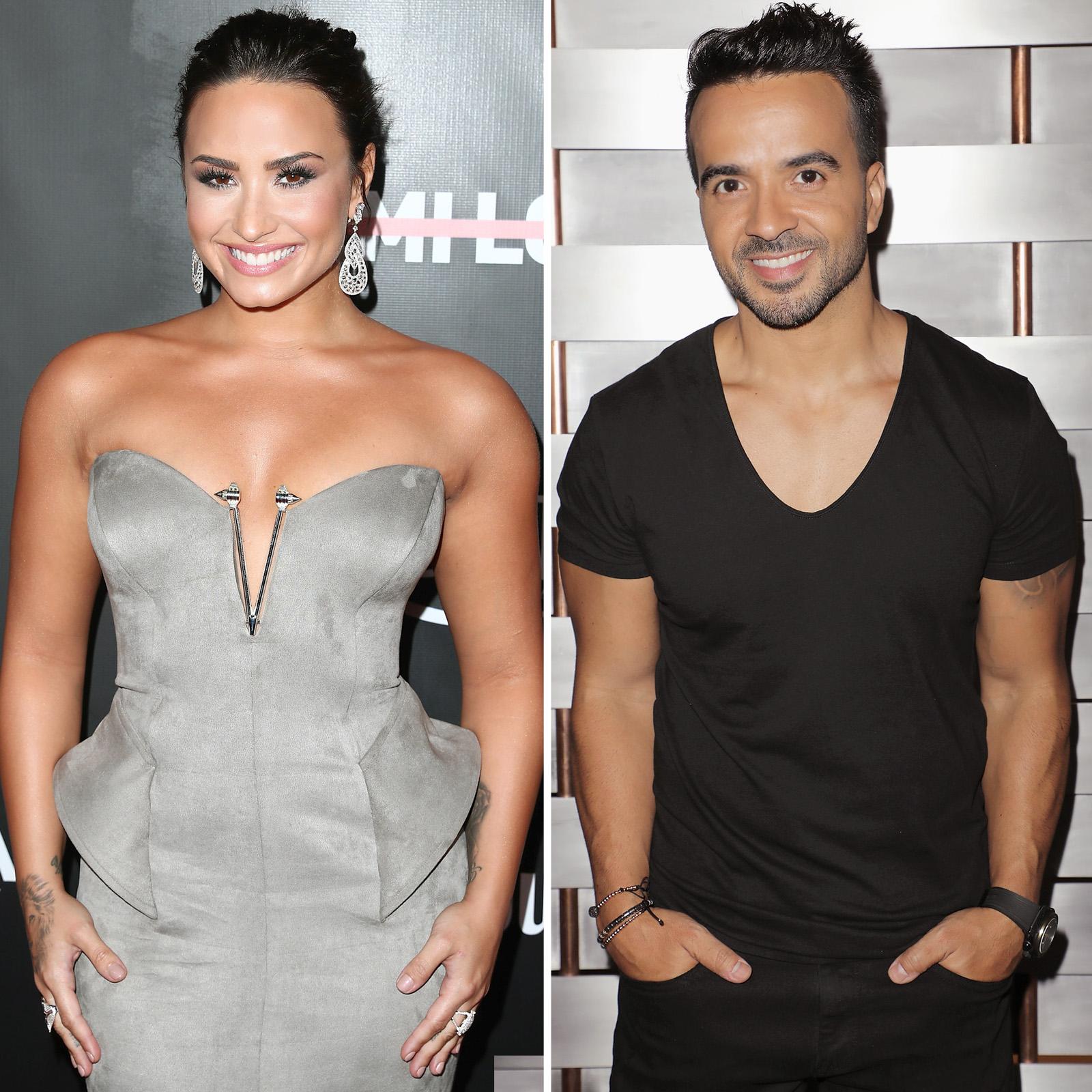 Demi Lovato y Luis Fonsi