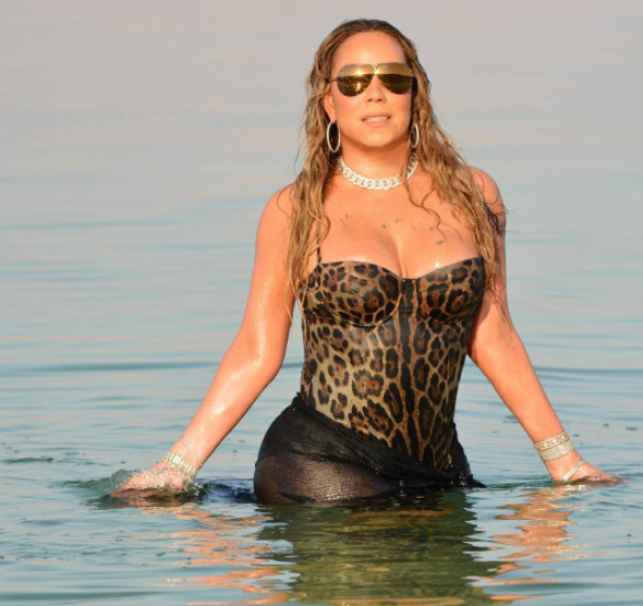 Donde estan los famosos este 4 de julio - Mariah
