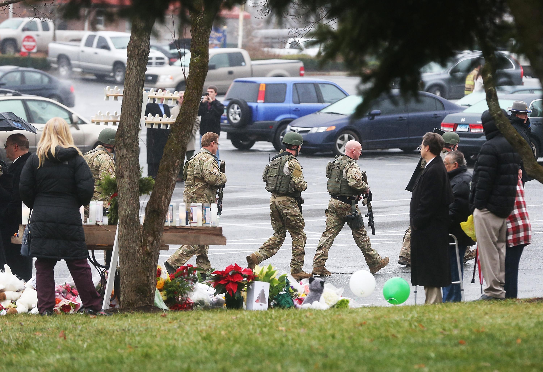 Masacre de Sandy Hook Elementary School, 2012