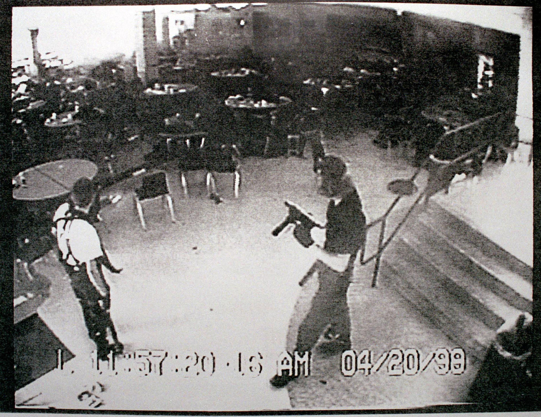Eric Harris, Dylan Klebold