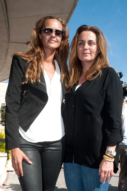 Shaila Dúrcal y Carmen Morales