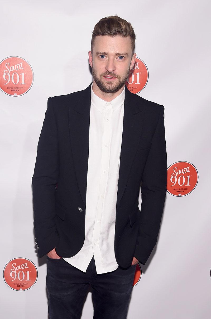Músicos mejor pagados, Justin Timberlake
