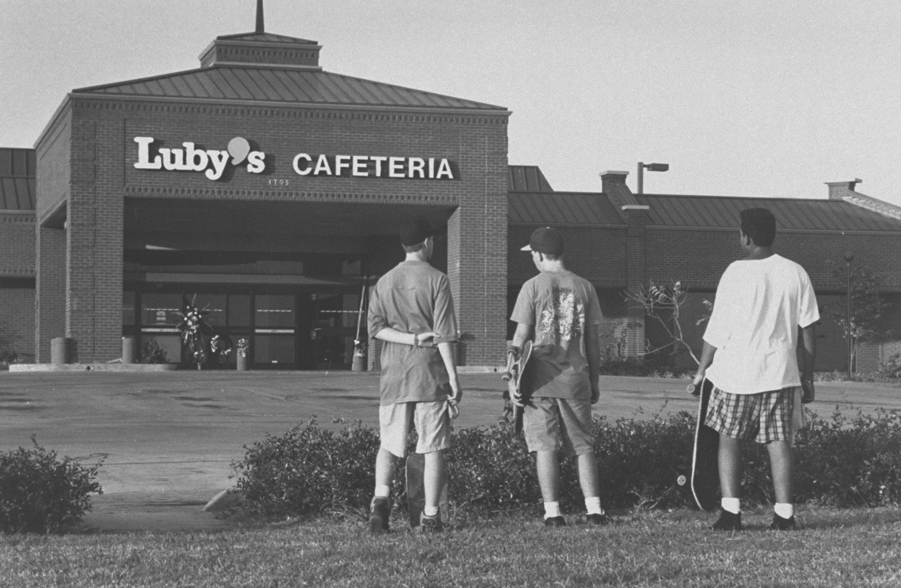 Masacre de Luby's Cafeteria