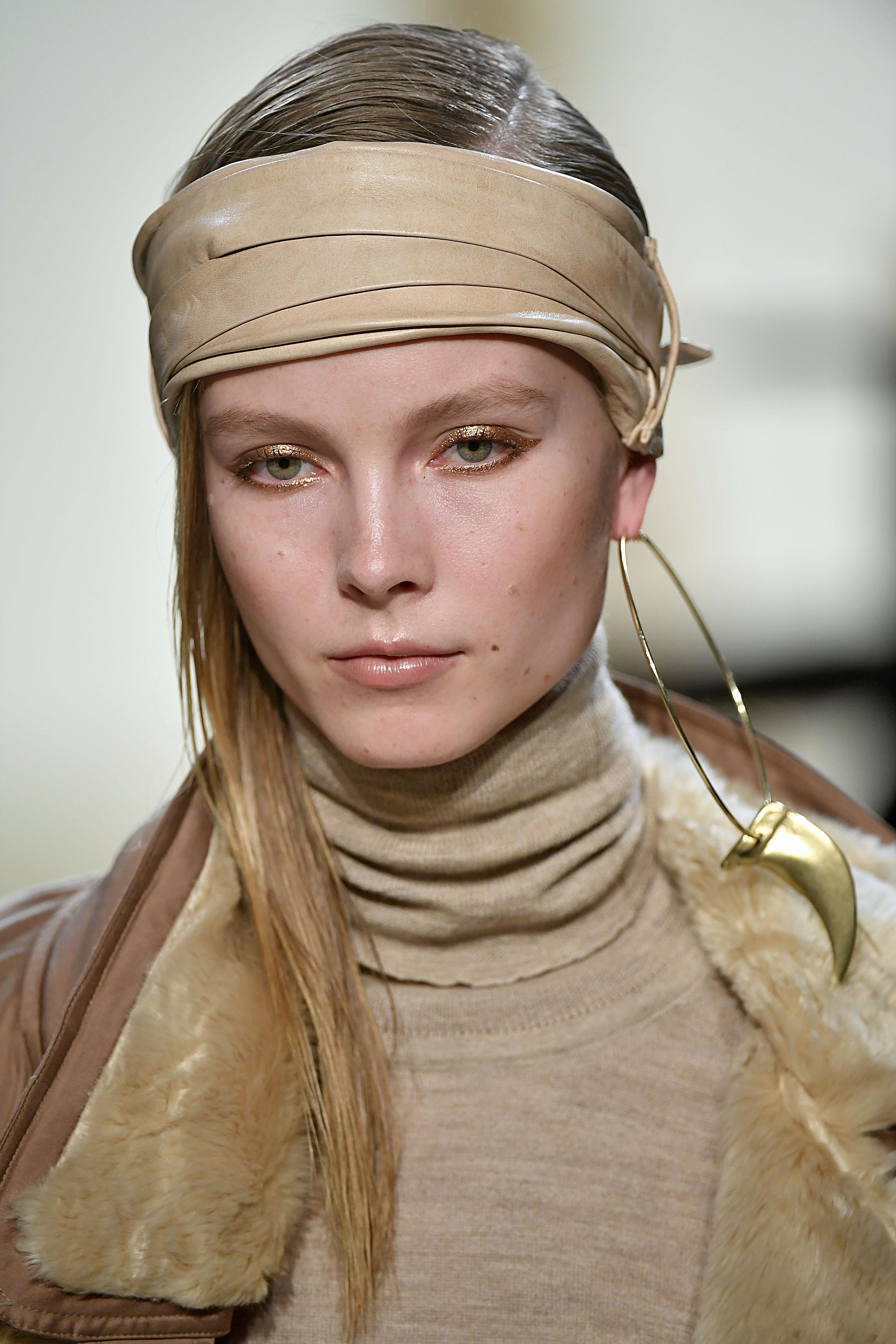 maquillaje, Nicholas k, runway