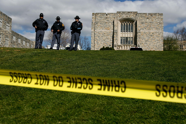Masacre de Virginia Tech, 2007
